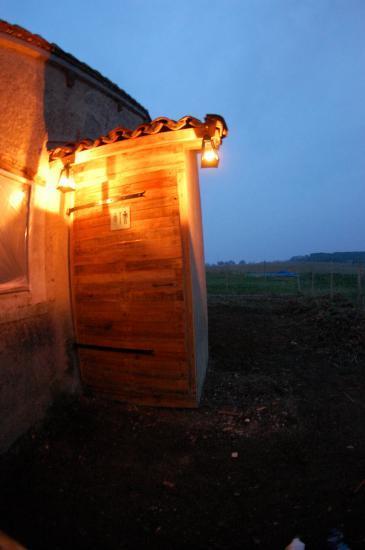 Toilettes Sèches de Nuit