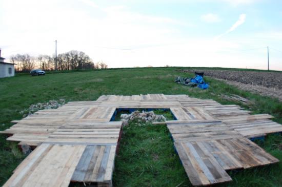 Fabrication Plancher
