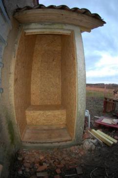 Construction des Toilettes Sèches